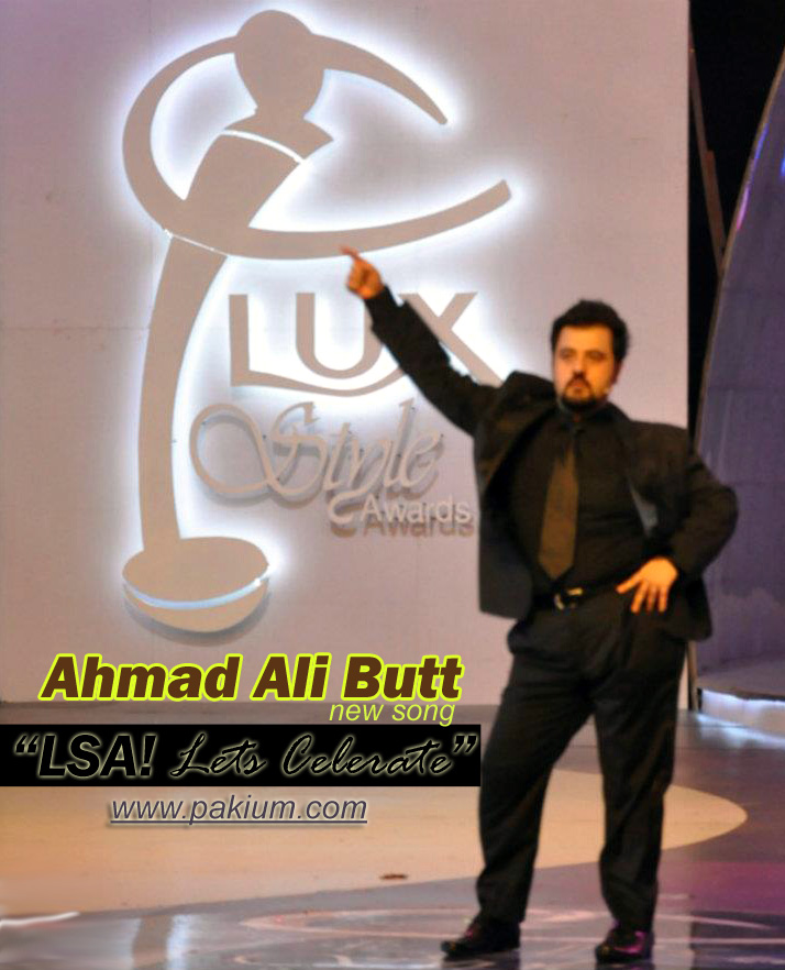 Ahmad Ali Butt LSA Lets Celebrate Rap Song 2012