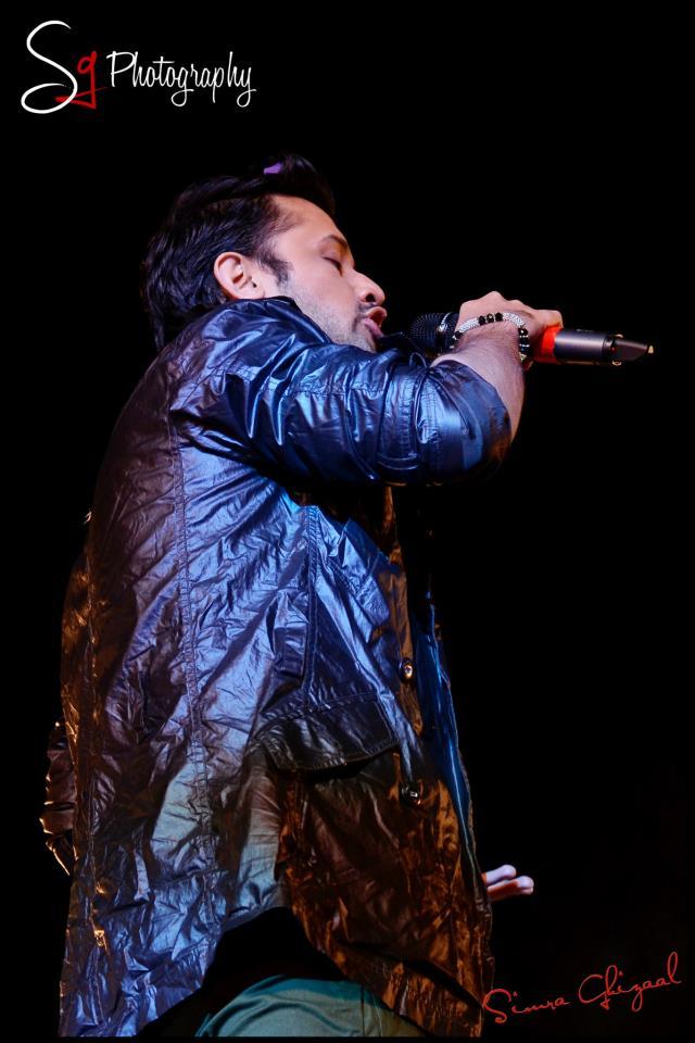Atif Aslam Live in Islamabad at Gun Club (2012 Concert