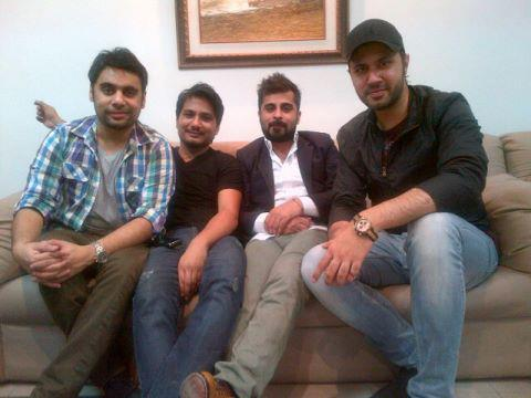 Call Band New Line Up with Mustufa Zahid