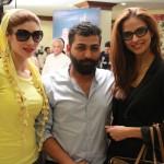 Sophia Kha, Ali Xeeshan & Fauzia Aman