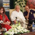 Sultana Siddiqui, Ather Azeem & Khalid Soorti