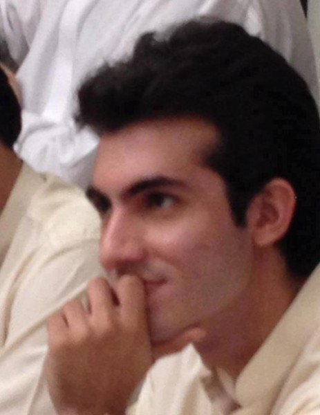 shehroz sabzwari at his nikaah
