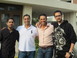 Adil Omar to feature Shoaib Akhtar and Younus Khan in next music video