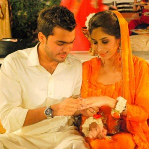 Asad Siddiqui gets engaged