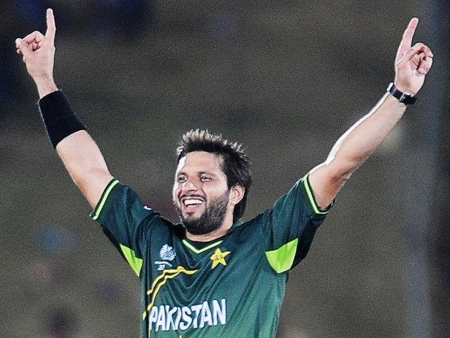 Film based on Shahid Afridi in the Works