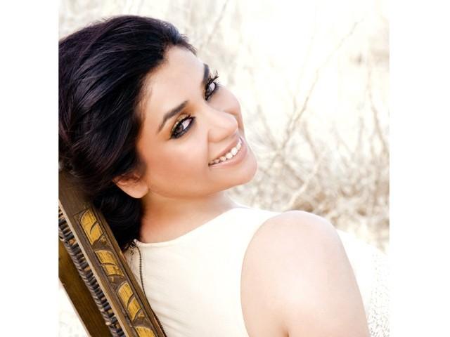 Komal Rizvi to Launch New Album
