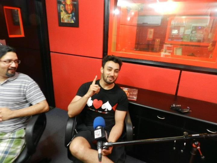 Sarmad Abdul Ghafoor Leaves Qayaas band