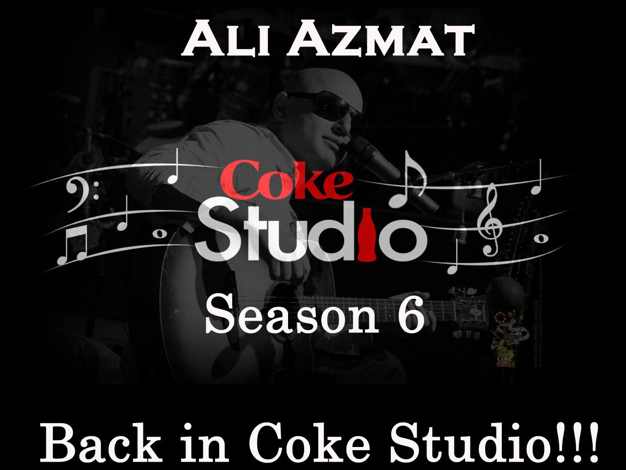 Ali Azmat in Coke Studio Season 6