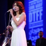 Meesha Shafi performed at Doha Film Festival 2012