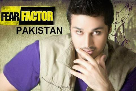Fear Factor Pakistan hosted by Ahsan Khan