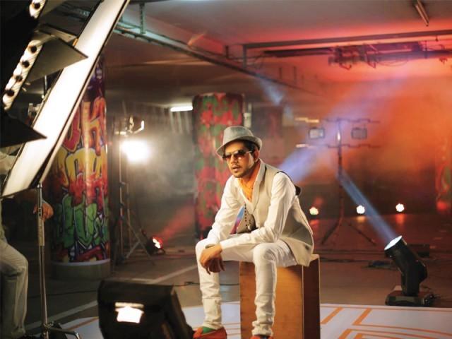 Ali Gul Pir to Release New Song 'Taroo Maroo'