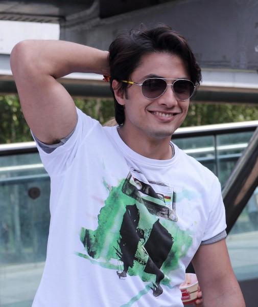 Ali Zafar Sexiest Asian Man 2012