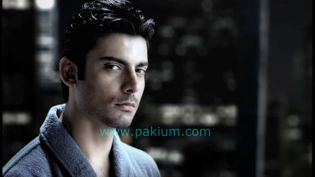 Fawad Khan in Qmobile Ad