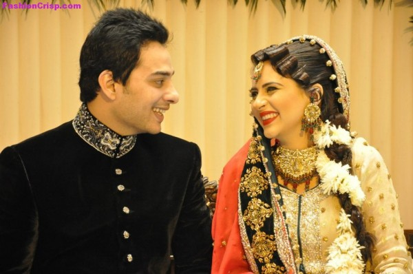 Kanwer Arsalan and Fatima Effendi Wedding Photo