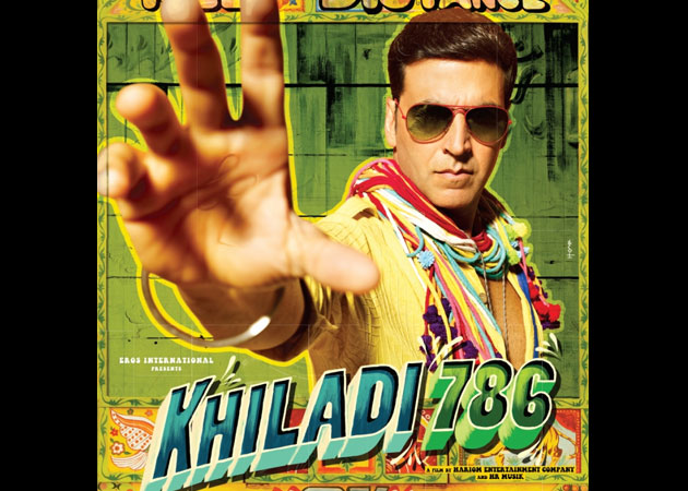 Khiladi 786 Ads Banned in Pakistan