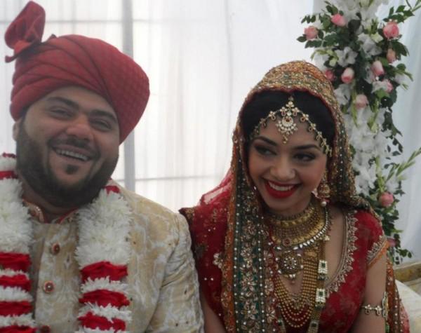 Kiran Chaudhry and Riyaaz Amlani