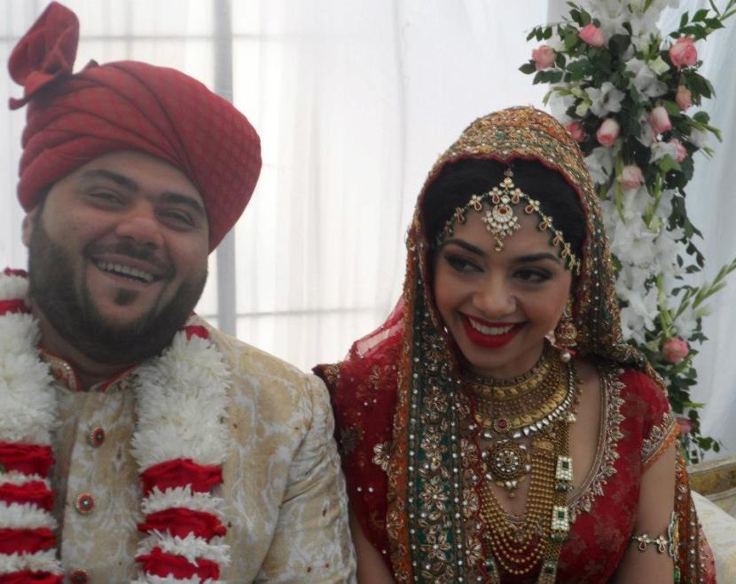 4 Kiran Chaudhary And Riaz Amlani