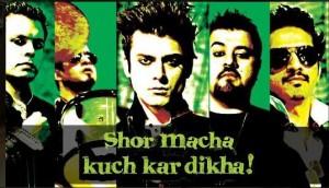 Pakistani Musician EP Shor Macha