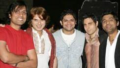 Pakistani Musicians in yeh hum naheen