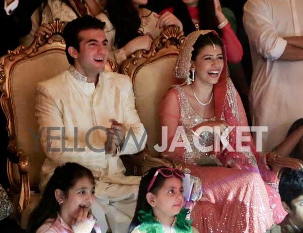 Celebrity Weddings 2012 Pakistani Stars Who Got Married This Year