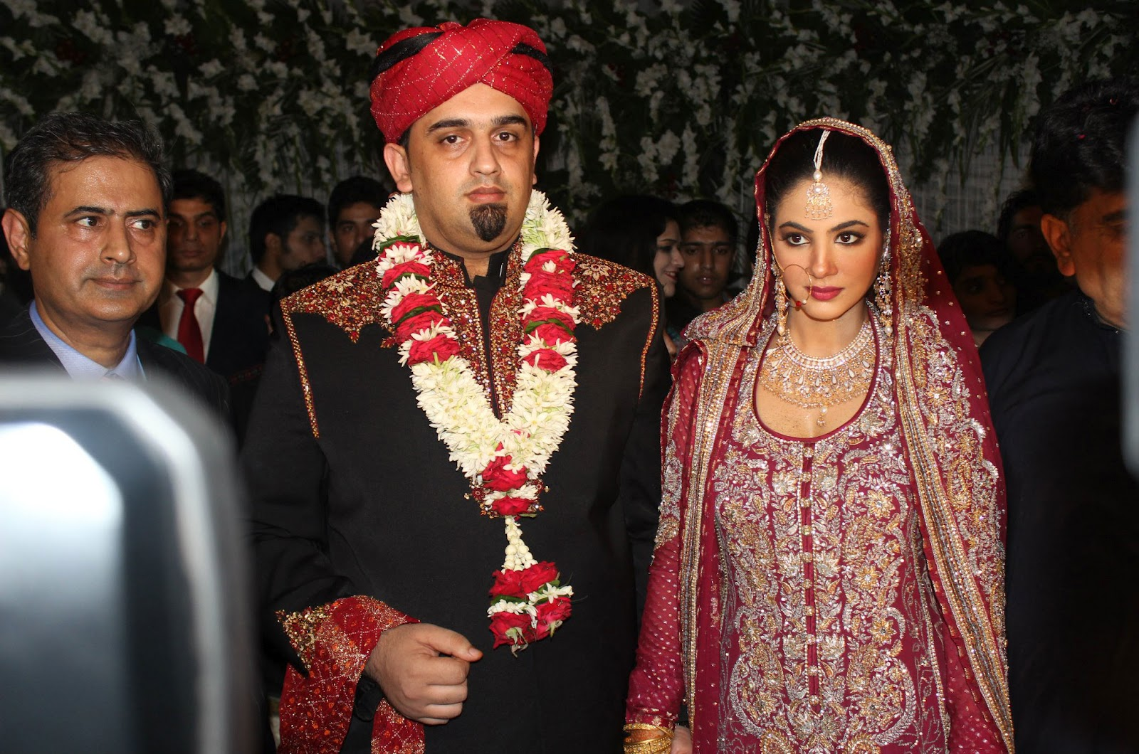 celebrity weddings 2012 pakistani stars who got married