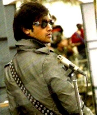 Atif Aslam in prince movie
