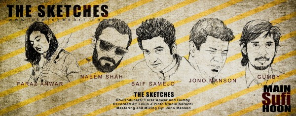 The Sketches Main Sufi Hoon