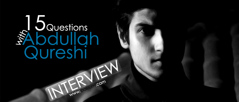 Abdullah Qureshi Interview