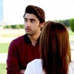 Amanat Ali on the set of Ishq Samandar 2