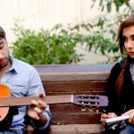 Amanat Ali on the set of Ishq Samandar 3