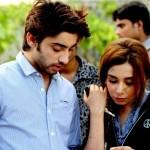 Amanat Ali on the set of Ishq Samandar 7