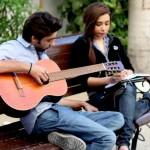 Amanat Ali on the set of Ishq Samandar 8