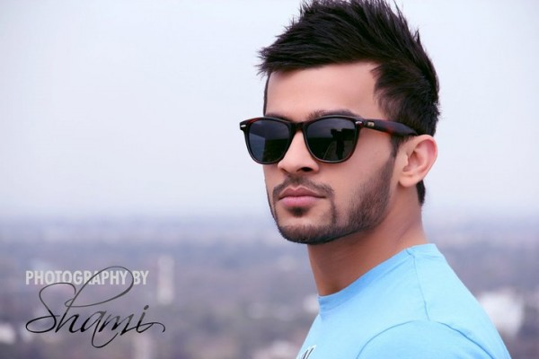 Fahad Sheikh's Debut Track