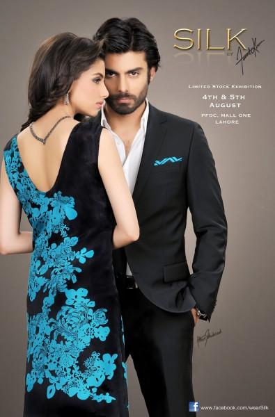 Fawad-Khan-Zara-Peerzada-Silk