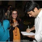 Fawad Khan with Fans of Zindagi Gulzar Hai (13)