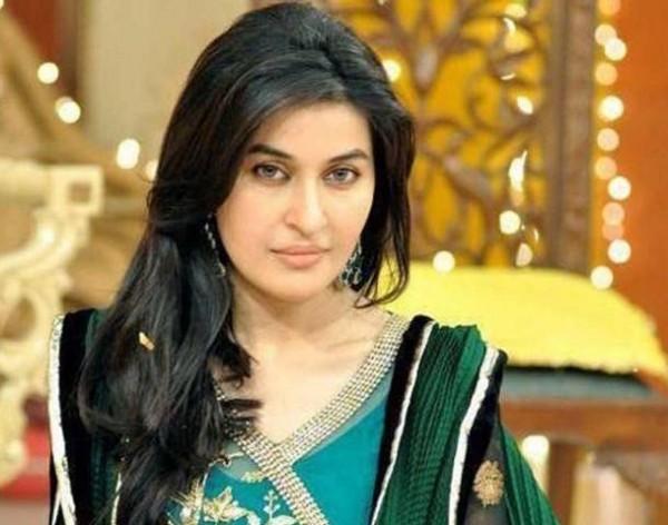 Shaista Wahdi To Try Her Luck AS An Actress