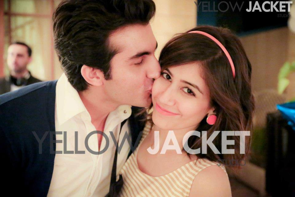 Syra Shehroz Pre Wedding Party