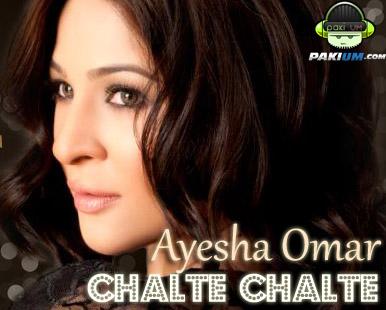 Ayesha Omar Chalte Chalte