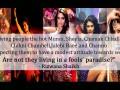Munni Sheela Dhanno Channo Item Girls
