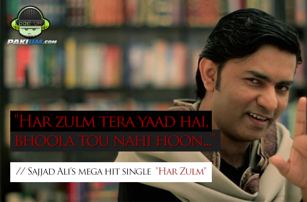 sajjad ali har zulm review