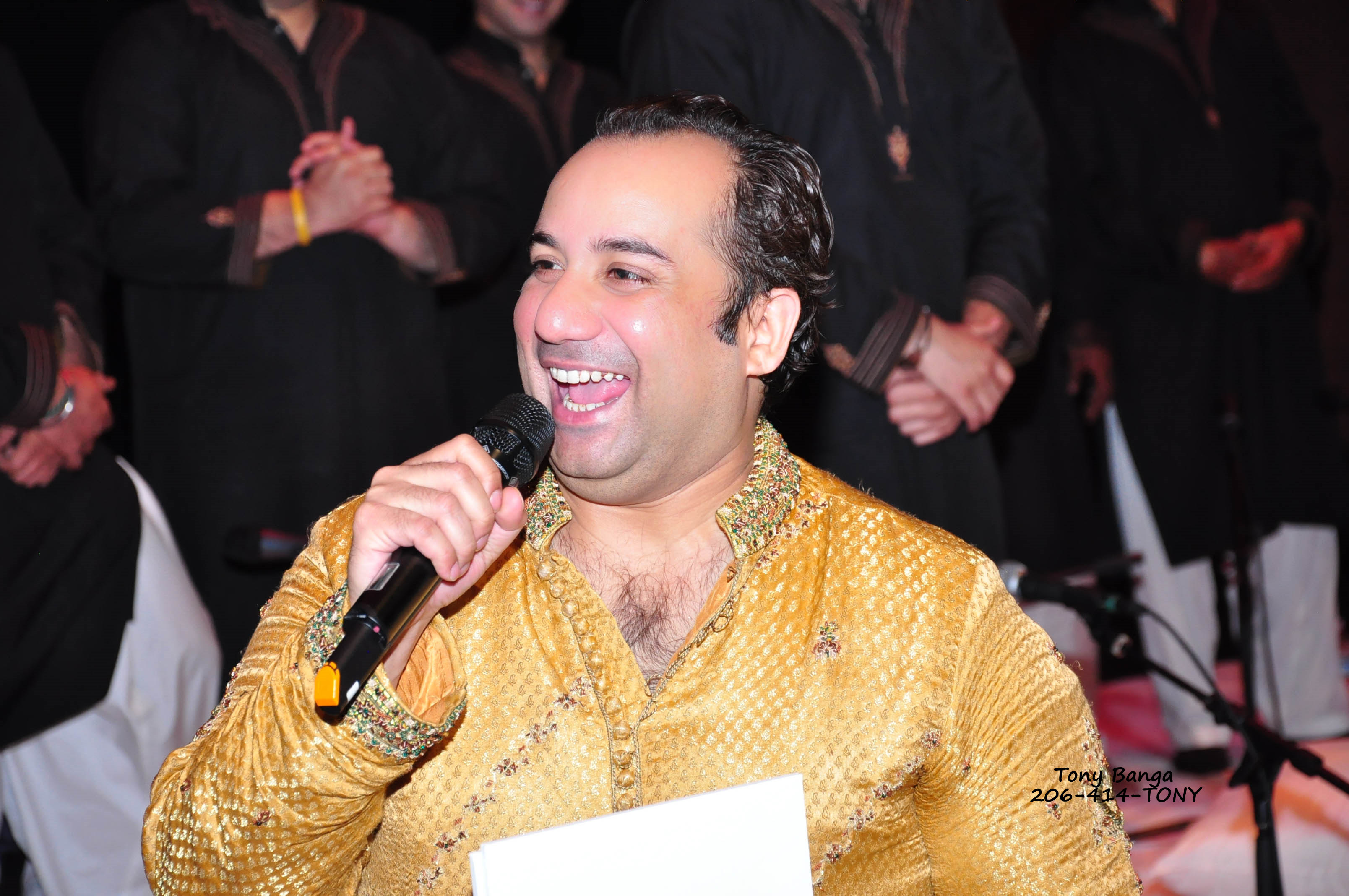 Rahat Fateh Ali Khan Plans To Visit India