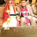 Satesh Khan and Malik Noureed Awan marriage Pictures 1