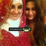 Satesh Khan and Malik Noureed Awan marriage Pictures 5
