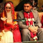 Satesh Khan and Malik Noureed Awan marriage Pictures 6