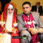 Satesh Khan and Malik Noureed Awan marriage Pictures 7