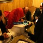 Satesh Khan and Malik Noureed Awan marriage Pictures 8