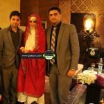 Satesh Khan and Malik Noureed Awan marriage Pictures 9