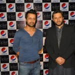 Shahid Afridi opened Splice restaurant in lahore - 6