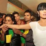 Veena Malik recieved 137 kisses on her hand - 5