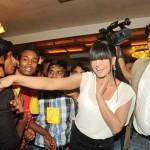 Veena Malik recieved 137 kisses on her hand - 7